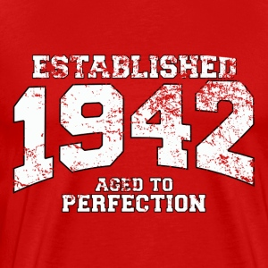 established_1942 T-Shirts - Men's Premium T-Shirt