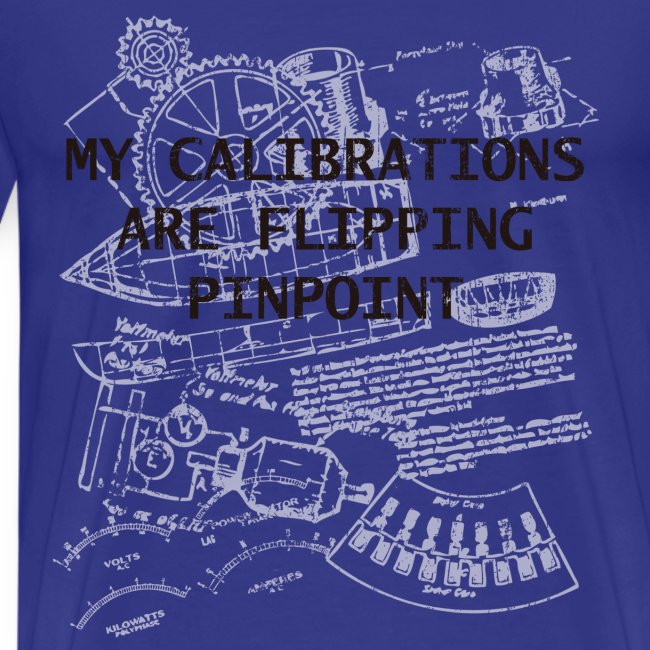 My Calculations are Flipping Pinpoint - Safety Not Guaranteed   Robot Plunger