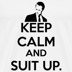 KCCO - Keep Calm and Suit Up T-Shirts