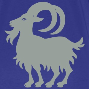 Mountaingoat Goat ram T-Shirts - Men's Premium T-Shirt