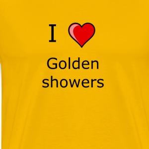 Love golden showers