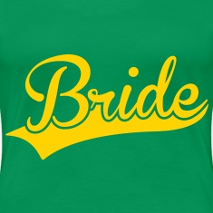 Bride Women's T-Shirts