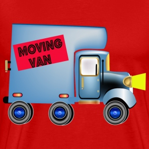 Moving Van - Men's Premium T-Shirt