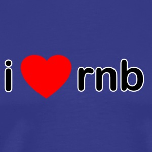 I Love RNB - Men's Premium T-Shirt