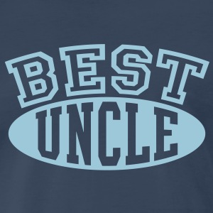 BEST UNCLE Shirt HN - Men's Premium T-Shirt