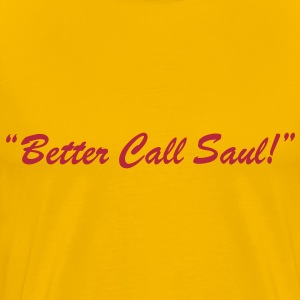 Better Call Saul - Men's Premium T-Shirt