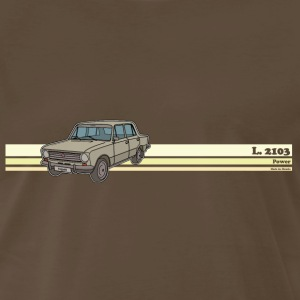 Lada Power - Men's Premium T-Shirt