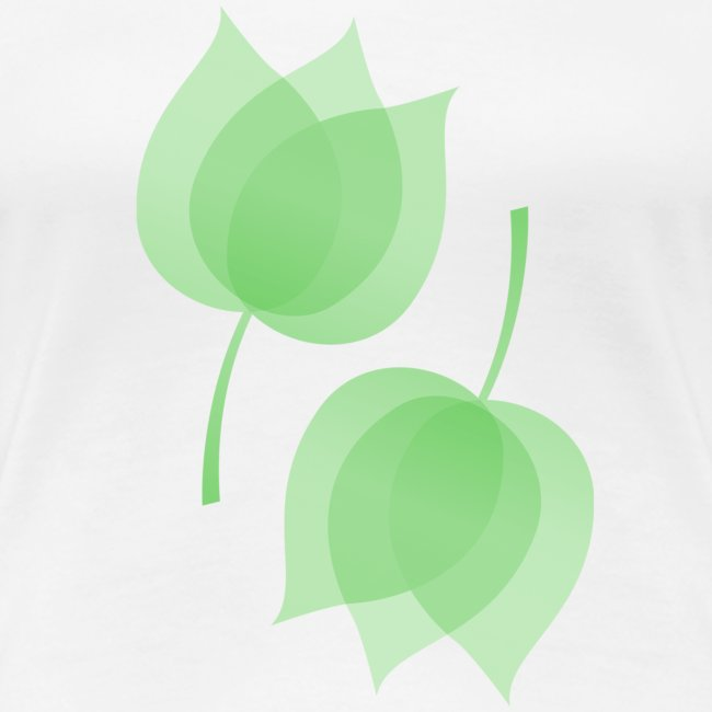 Flower Duet Classic T-Shirt