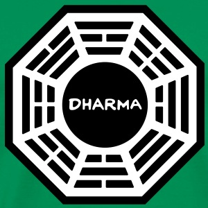 Dharma initiative - Men's Premium T-Shirt
