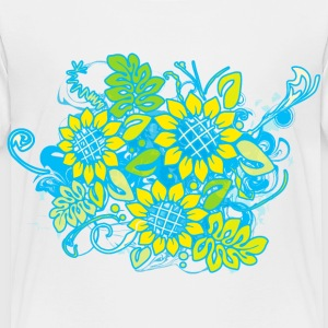 Sunflower_Growth - Toddler Premium T-Shirt