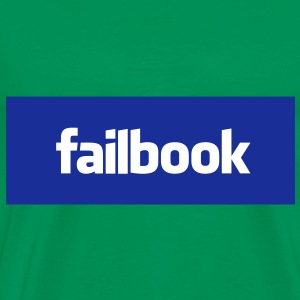 failbook - Men's Premium T-Shirt