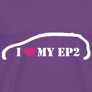 I love my EP2 - Men's Premium T-Shirt