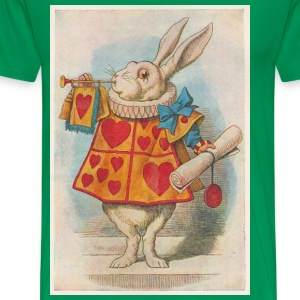 The White Rabbit T-Shirts - Men's Premium T-Shirt
