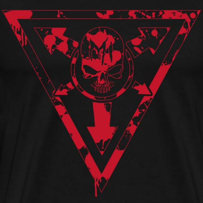 BLOODY MISSION INFECT SHIRT 3X AND UP