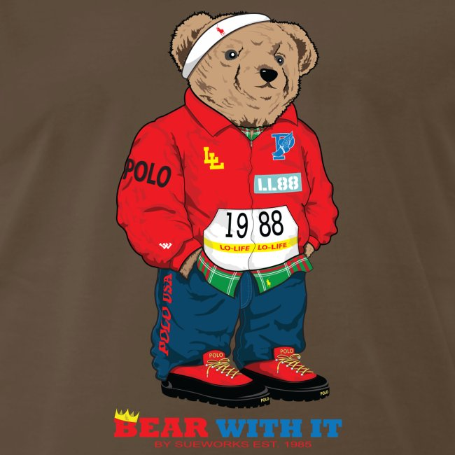 BEAR WITH IT