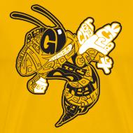 Design ~ Corner Yellow Jacket