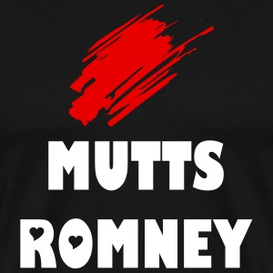Dogs Against Romney - Men's Premium T-Shirt