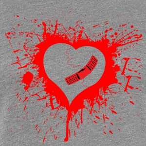 Broken Hearted - Women's Premium T-Shirt