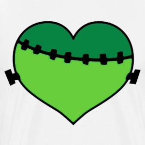 Frankenheart XL - Men's Premium T-Shirt