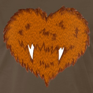 Wereheart XL - Men's Premium T-Shirt
