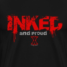 inked and proud T-Shirts