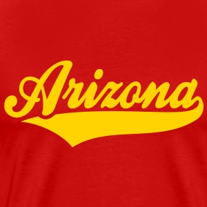 Arizona T-Shirt YR - Men's Premium T-Shirt