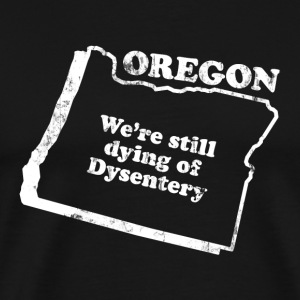 OREGON STATE SLOGAN T-Shirts - Men's Premium T-Shirt