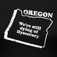 OREGON STATE SLOGAN Women's T-Shirts