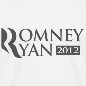 Romney Ryan 2012 - Men's Premium T-Shirt