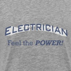 Electrician - Feel the POWER!.