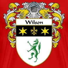Wilson Coat of Arms/Family Crest