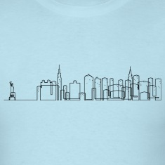 New York City Skyline Shirt