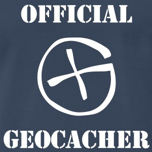 Geocaching T-Shirt - Men's Premium T-Shirt