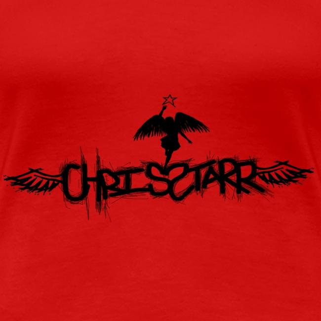 New Chris Starr Logo Tee
