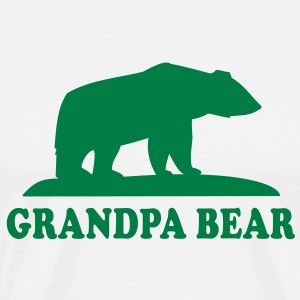 GRANDPA BEAR T-Shirt GW - Men's Premium T-Shirt