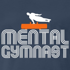 Mental Gymnast - Men's Premium T-Shirt