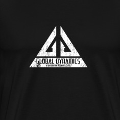 Global Dynamics - Eureka | Robot Plunger T-Shirts