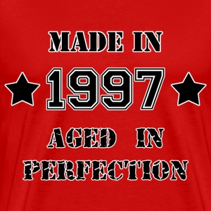 Made in 1997 T-Shirts - Men's Premium T-Shirt