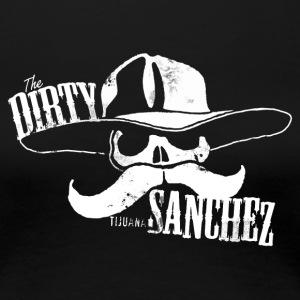THE DIRTY SANCHEZ Women's T-Shirts - Women's Premium T-Shirt
