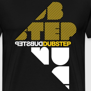 DUBSTEP v06 - Men's Premium T-Shirt