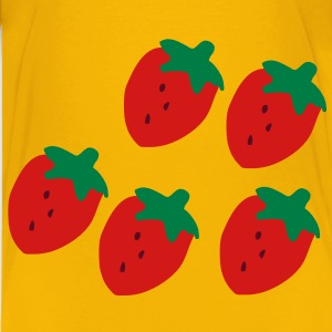 strawberries3 Kids' Shirts - Kids' Premium T-Shirt