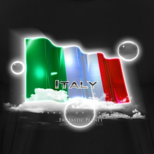 Italy Quality Tshirt, Flag of Italy, Italy T-Shirts, Italy  T-Shirts - Men's Premium T-Shirt