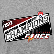 Design ~ 2012 National Conference Champions