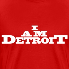 I Am Detroit T-Shirts