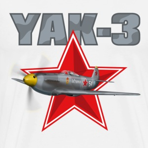 Yak-3 - Men's Premium T-Shirt