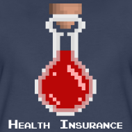 Design ~ Health Coverage Women's Classic T-Shirt