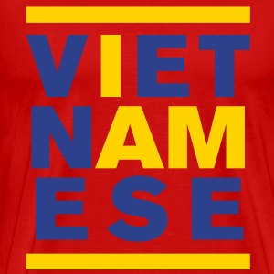 I AM VIETNAMESE T-Shirts - Men's Premium T-Shirt