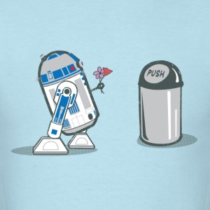 Droid Crush - Men's T-Shirt