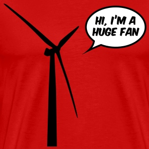 Huge Fan T-Shirts - Men's Premium T-Shirt