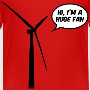 Huge Fan Baby & Toddler Shirts - Toddler Premium T-Shirt